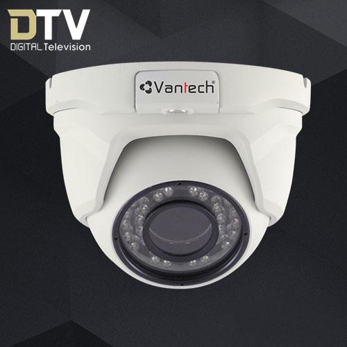 Camera DTV bán cầu hồng ngoại 4K Vantech VP-6004DTV