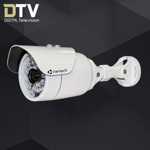 Camera DTV ống kính hồng ngoại 4K Vantech VP-6012DTV