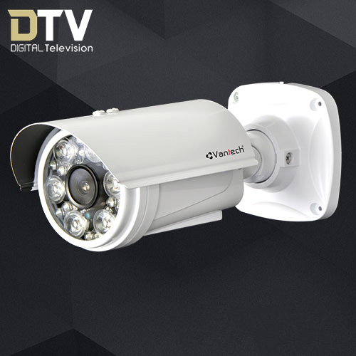 Camera DTV ống kính hồng ngoại 4K Vantech VP-6043DTV