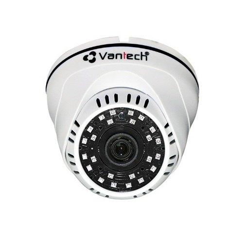 Camera HD-CVI bán cầu hồng ngoại Vantech VP-109CVI