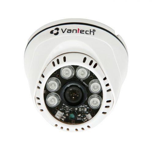 Camera HD-CVI bán cầu hồng ngoại Vantech VP-111CVI