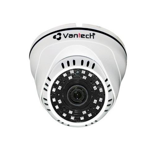 Camera HD-CVI bán cầu hồng ngoại Vantech VP-112CVI