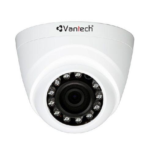 Camera HD-CVI bán cầu hồng ngoại Vantech VP-121CVI