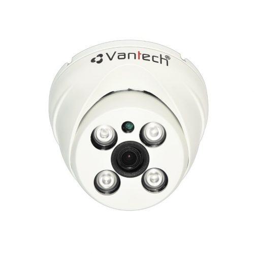 Camera HD-CVI bán cầu hồng ngoại Vantech VP-225CVI