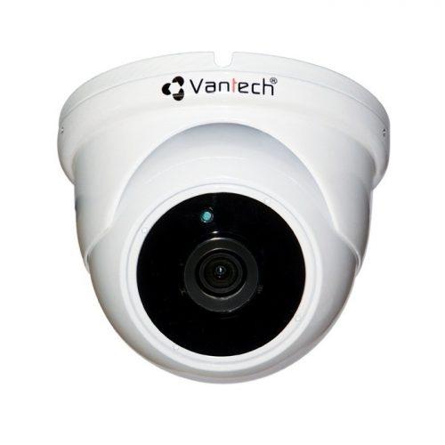 Camera HD-CVI bán cầu StarLight Vantech VP-405SC