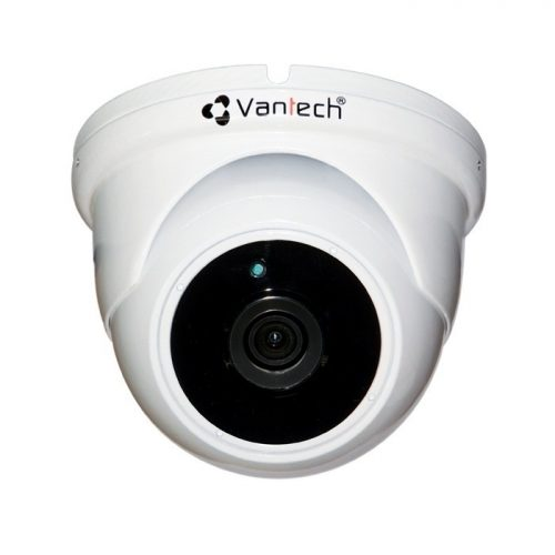 Camera HD-CVI bán cầu StarLight Vantech VP-406SC