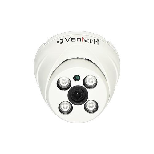 Camera HD-TVI bán cầu hồng ngoại Vantech VP-221TVI