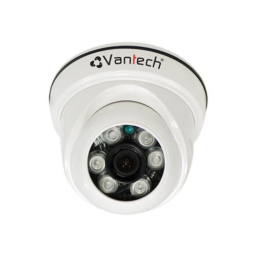 Camera HD-TVI bán cầu hồng ngoại Vantech VP-313TVI
