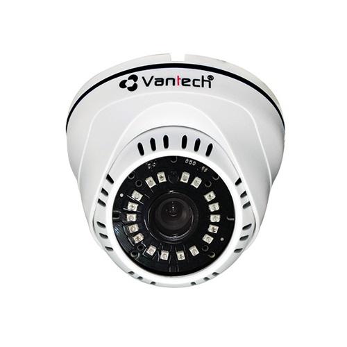 Camera HD-TVI bán cầu hồng ngoại Vantech VP-314TVI