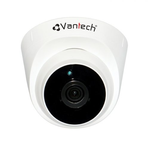Camera HD-TVI bán cầu StarLight Vantech VP-405ST