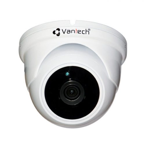Camera HD-TVI bán cầu StarLight Vantech VP-406ST
