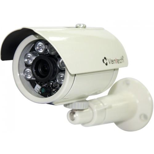 Camera HD-TVI ống kính hồng ngoại Vantech VP-151TVI