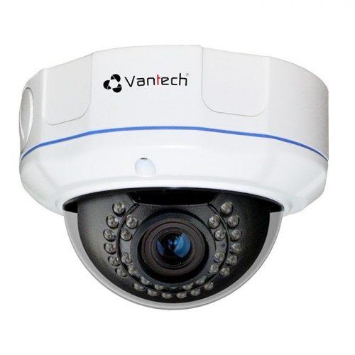 Camera IP bán cầu hồng ngoại Vantech VP-180F
