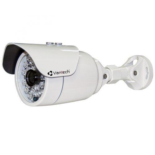 Camera IP ống kính hồng ngoại 4K Vantech VP-6012IP