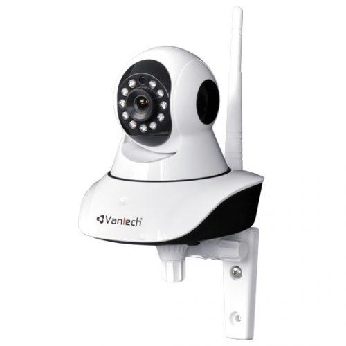 Camera IP Wifi quay quét không dây Vantech VT-6300B
