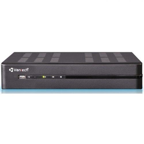 Đầu ghi hình All in One NVR/DVR 4 kênh Vantech VP-464H