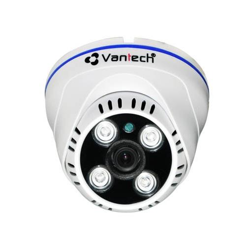 Camera AHD bán cầu hồng ngoại Vantech VP-114AP