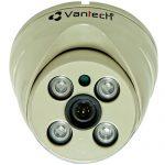 Camera AHD bán cầu hồng ngoại Vantech VP-224AP