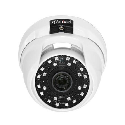 Camera AHD bán cầu hồng ngoại Vantech VP-100AS