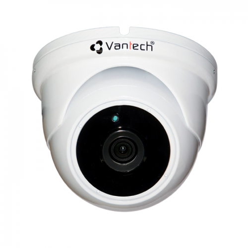 Camera HD-TVI bán cầu Starlight Vantech VP-100SST