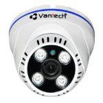 Camera HD-TVI bán cầu hồng ngoại Vantech VP-114TP