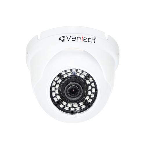 Camera HD-TVI bán cầu hồng ngoại Vantech VP-184E