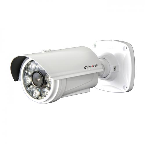 Camera HD-TVI ống kính hồng ngoại Vantech VP-1055E