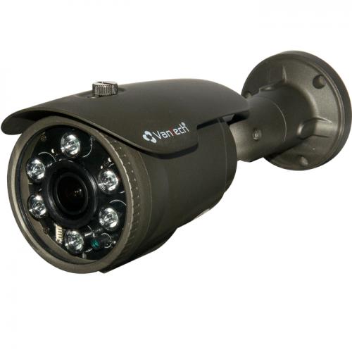 Camera HD-TVI ống kính hồng ngoại Vantech VP-268H265