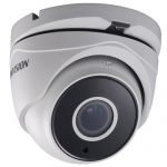 Camera HD-TVI 4.0 bán cầu Hikvision DS-2CE56D8T-IT3Z hồng ngoại