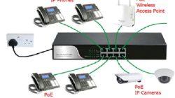Công nghệ cấp nguồn PoE là gì? chuẩn PoE ứng dụng trong camera quan sát thumbnail
