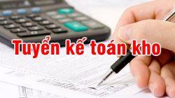 Tuyển dụng vị trí nhân viên kế toán kho làm việc tại Hà Nội thumbnail