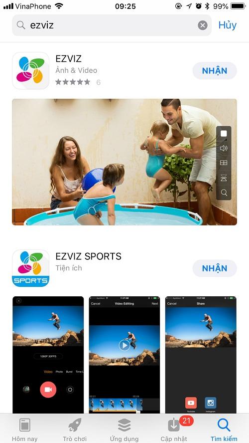 vao-app-tai-phan-mem-ezviz-cho-iphone