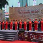 Gian hàng Ngày Đêm ngày khai mạc Vietbuild 2018 lần 3 tại TP.Hà Nội