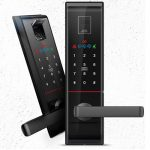 Khóa cửa điện tử vân tay Hafele EL9000-TCS