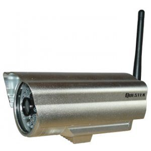 Camera IP màu ngoài trời Questek QTC-906