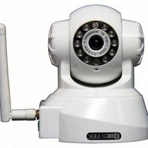 Camera IP xoay 4 chiều Questek QTC-905
