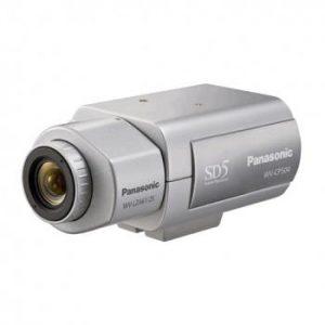Camera ống kính độ phân giải cao Panasonic WV-CP504LE