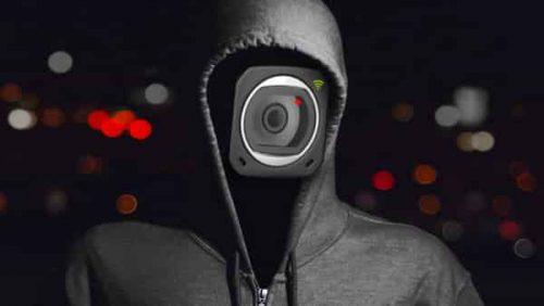 bảo mật camera
