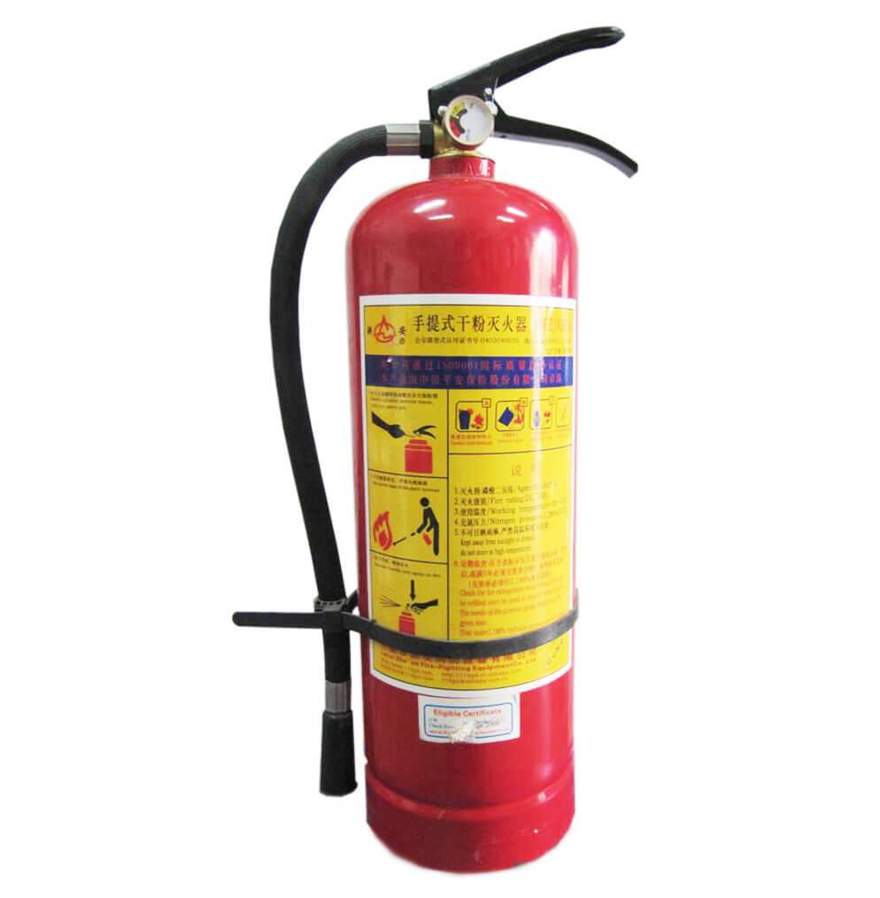 bình chữa cháy bột 8kg mfz8