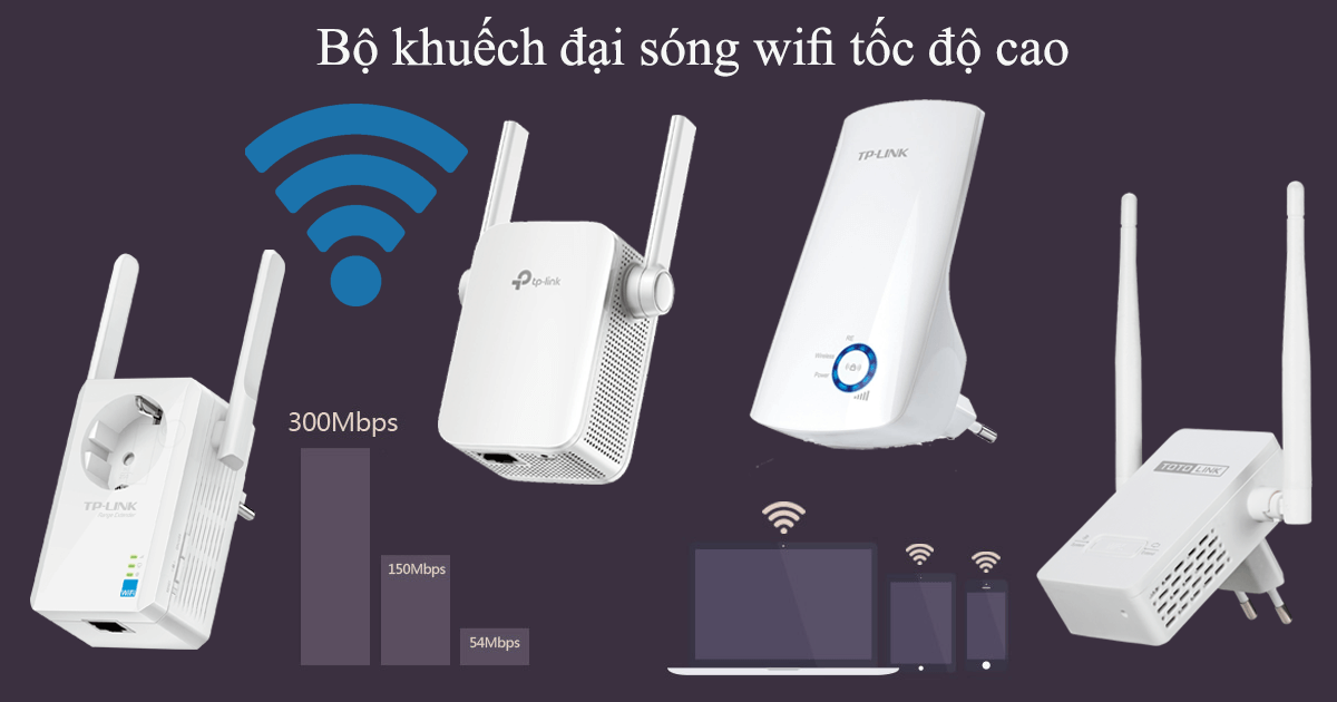 kích sóng wifi