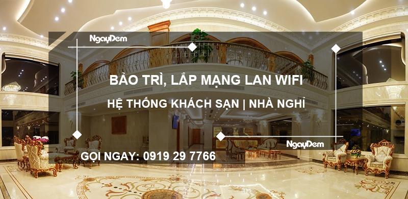 lắp mạng wifi khách sạn