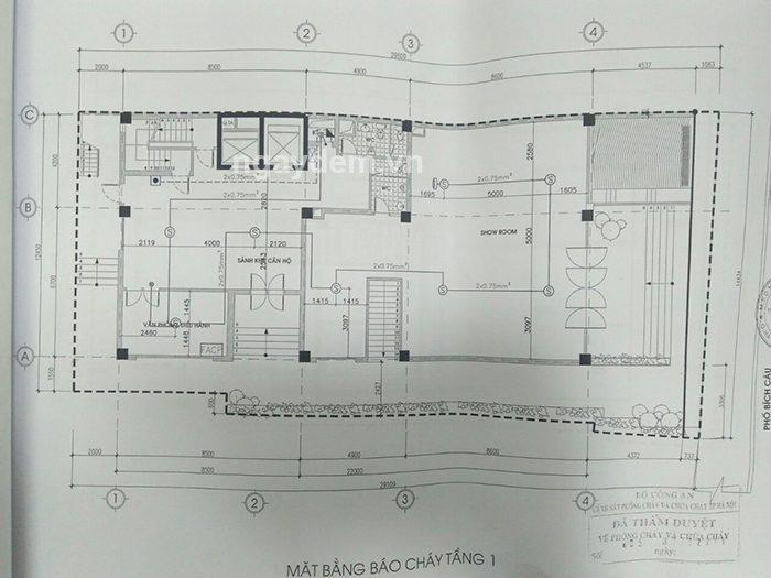 Tư vấn thiết kế hệ thống pccc