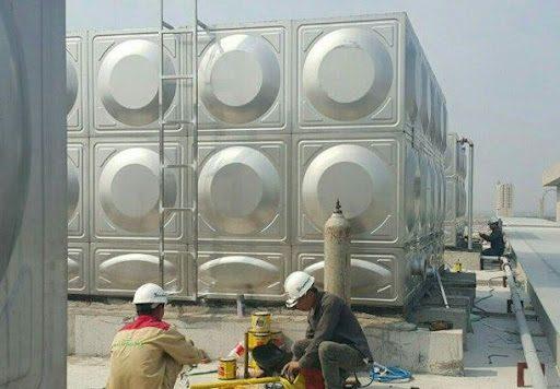 Thiết kế bể nước pccc